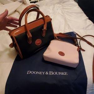 2 Dooney & Bourke hand bags